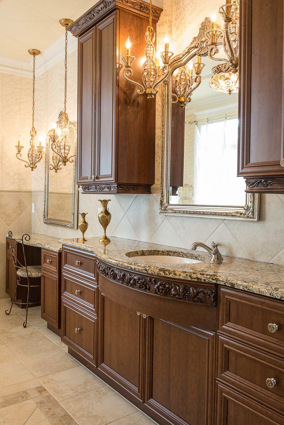 Salle de bain Classique | Gagné Cuisine et Mobilier par ...